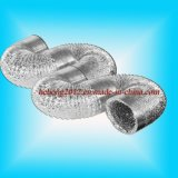 Хорошо проветриваемом помещении гибкие алюминиевые трубы Non-Insulated