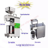 5kg/Hr小型ホーム使用のゴマ油の出版物機械