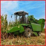 Четыре строки самоходный зерноуборочный комбайн для кукурузы (4YZ-4C)