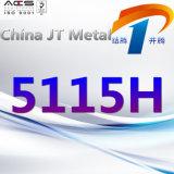 5115h de Leverancier van China van de Plaat van de Pijp van de Staaf van het Staal van de legering