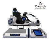 Виртуальной машине симулятор вождения с ручкой / Virtual Reality гоночных автомобилей 9d виртуальная реальность Председателя
