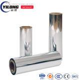6 микрон алюминия на основе металлических полиэфирной пленки