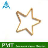N50 25X2.1X2.1mm de Magneet van het Neodymium van de Staaf met Magnetisch Materiaal NdFeB
