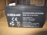 9AH 12Vcc rechargeable sans entretien batterie UPS pour le système solaire