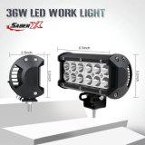 7 pollici 36W impermeabilizzano l'indicatore luminoso del lavoro del punto LED per fuori dalla jeep dell'automobile ATV SUV del camion della strada