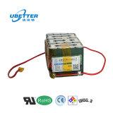 18650 personalizados de Iones de Litio Batería 24V 8.8AH