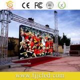 P6 임대 방수 광고를 위한 옥외 풀 컬러 LED 스크린