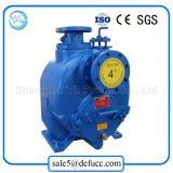 4 Zoll-horizontale motorangetriebene Ackerland-Bewässerung-Pumpe