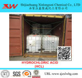 (ISO Verklaarde Fabriek) HCl van 30% tot van 37% Hydrochloric Zuur
