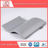 La Chine en aluminium incurvé Panneau alvéolé pour revêtement de façade décoration