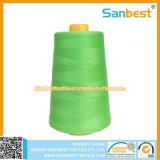 De 40s/2 Gesponnen Naaiende Draad van uitstekende kwaliteit van de Polyester