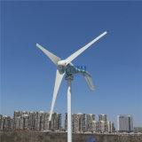 100W de Turbine van de wind 12V24V voor de Straatlantaarn van het Gebruik van het Huis en Krachtcentrale van de Elektriciteitsvoorziening van het Jacht De Dringende Met het Controlemechanisme van de Last MPPT