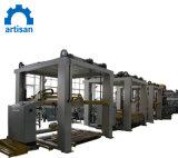 Garrafas de PE e Depalletizer Palletizer gaiolas de carga e descarga