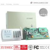 Segurança sem fio em casa com o sistema de alarme GSM protocolo Contact ID
