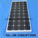 Polo de 8m 60W LED solar al aire libre jardín de la luz de la calle
