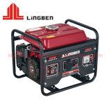Draagbare elektrische luchtgekoelde benzine-krachtgenerator met 2-8 kw