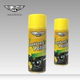 Muestra gratuita de cera en aerosol