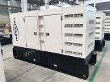 100kVA Groupe électrogène diesel Cummins Powered insonorisées avec la CE/ISO