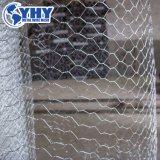 rete metallica esagonale rivestita del PVC della maglia del collegare 25mm di 0.8mm