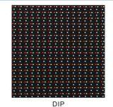 Pubblicità dell'interno della visualizzazione di LED delle memorie