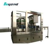 Bière Vin automatique gazéifiée plafonnement de l'eau liquide Machine de remplissage pour l'aluminium peut