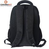 Chubontの黒い余暇旅行ビジネスノートのDaypackのバックパック