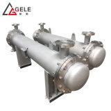 Shell et type de tube échangeur de chaleur et des radiateurs