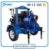 Le contrôle des inondations moteur Diesel à amorçage automatique de la fabrication de la pompe à eau centrifuge