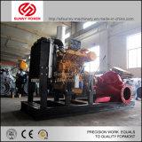 Pompa ad acqua portatile del fuoco del motore diesel