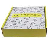 Custom imprimé Papier ondulé Boîte d'expédition pour les produits