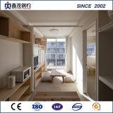 صنع وفقا لطلب الزّبون فولاذ بناء رفاهية حديثة تصميم [شيبّينغ كنتينر] منزل مع [إيس]