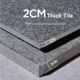 De dikke Tegel van de Vloer van het Porselein van de Tegel Matte Plattelander Verglaasde voor Projecten
