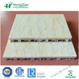 Les matériaux de construction Les panneaux de marbre Honeycomb