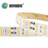 Indicatore luminoso di striscia flessibile specializzato di SMD 5630 LED per i randelli di notte