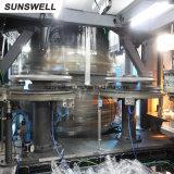 생산 라인을%s 1대의 충전물 기계에 대하여 플라스틱 병 3