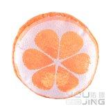 Оранжевый Sequin фаршированные мягкие подушки