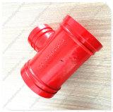 T Grooved caldo degli accessori per tubi dell'UL di protezione antincendio di vendita FM