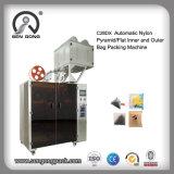 Для приготовления чая Tecpacking сумки упаковочные машины для пирамиды /плоские чай мешок