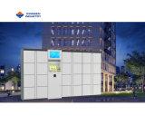 Automatische 24 Stunden erhältliche Netz-Paket-Schrank-Schließfach-