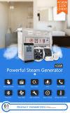 4.5Kw/110V o 220V Sauna de Vapor generador para cabina de ducha de vapor Sauna