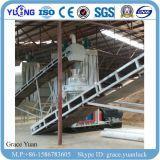 Yulong Brand VerticalのリングDie Wood Sawdust Pellet Machine Line 4-6t/H