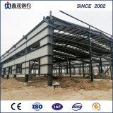 Kundenspezifische vorfabriziertstahlkonstruktion-Gebäude-Werkstatt gebildet vom Zelle-Stahl