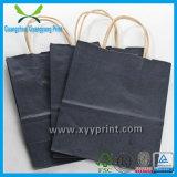 Saco de papel Kraft com luxo personalizado Design de Embalagem Cosméticos