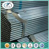 Galvanizado alrededor del tubo de acero