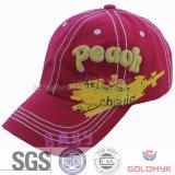 hecho personalizado bordados gorras deportivas
