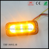 High Power Liner3 Amber LED Strobe Lights para carros
