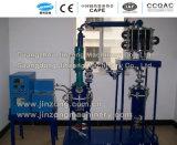 Tipo elettrico macchinario rivestito di vetro del riscaldamento di Guangzhou Jinzong del reattore del pilota