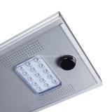 屋外6W-120W 1つの統合された太陽LEDの通りの庭ライトのすべて