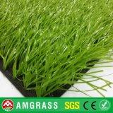 grama reforçada 60mm do relvado do futebol da durabilidade