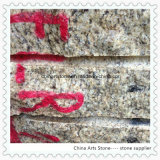 Gialloのカウンタートップおよびタイルのための装飾用の花こう岩の平板